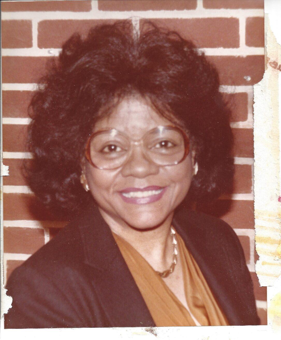 Gloria F. Gilmer